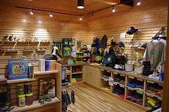 Gift Shop Interior