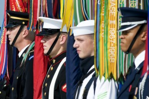 Color Guard, Future Veteran Small Business Owners
