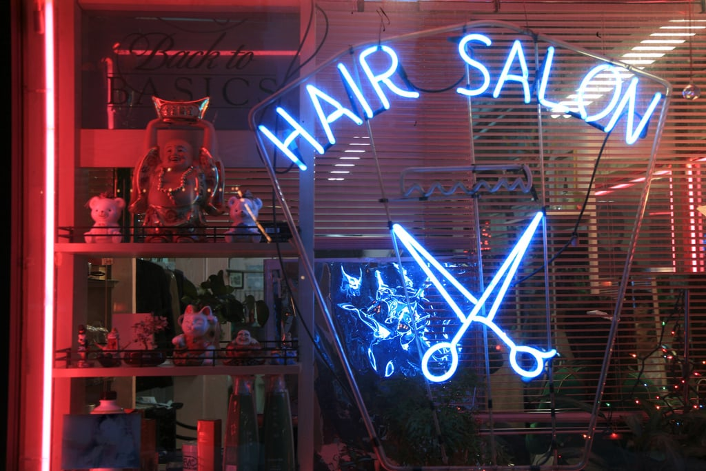 Beauty Salon Sign