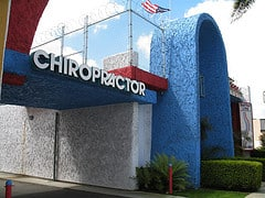 Chiropractor Office