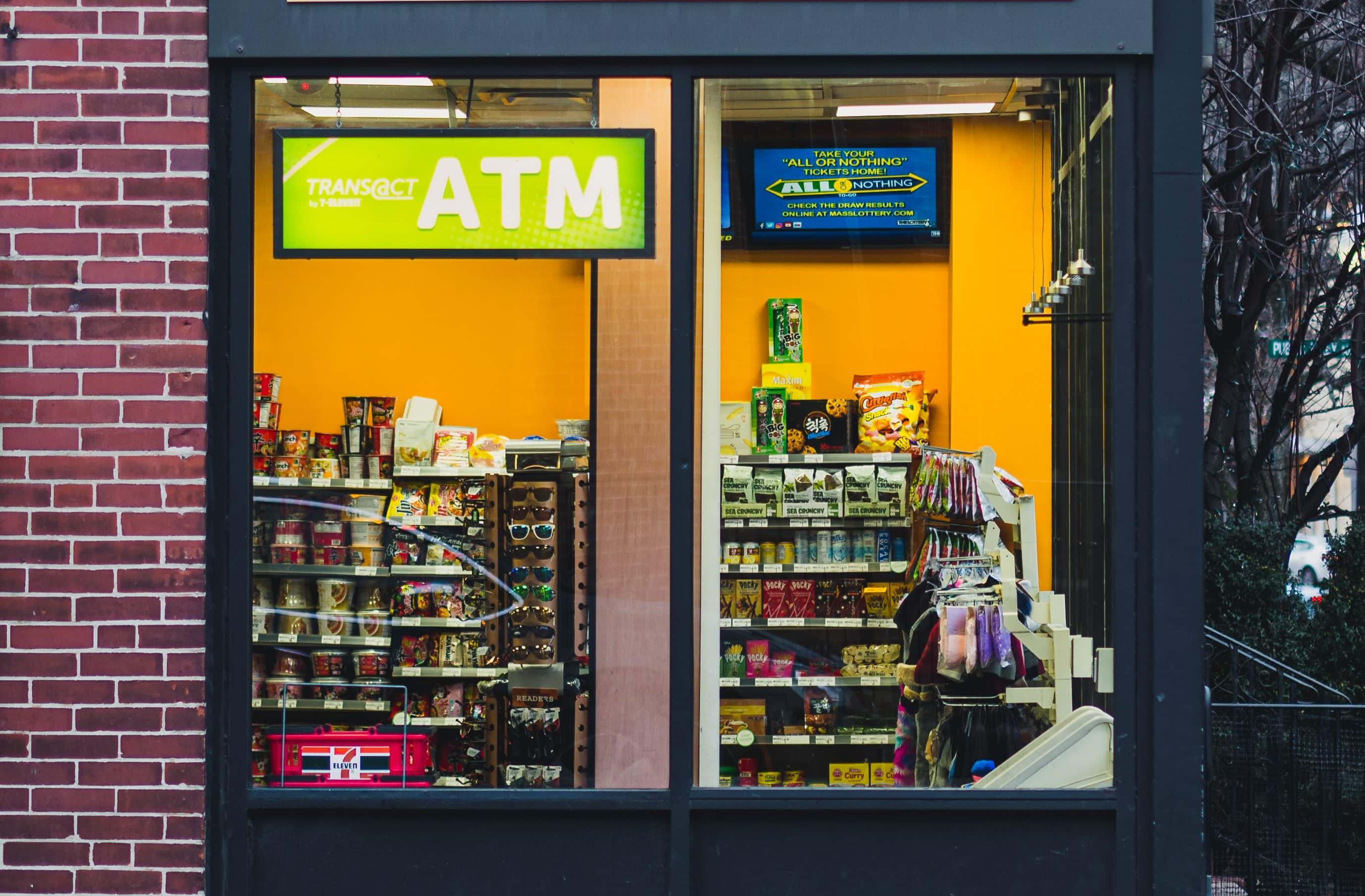 convenience store business