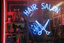 Beauty Salon Sign